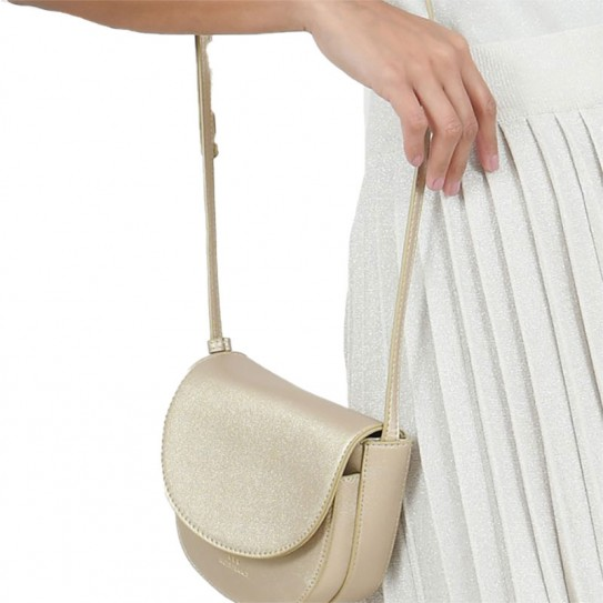 Sac besace demi-lune Molly Bracken