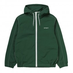 Blouson Carhartt WIP Kastor Jacket vert foncé