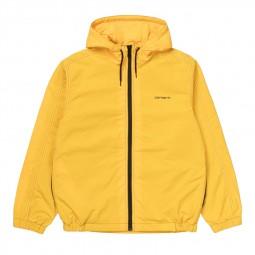 Blouson Carhartt WIP Kastor Jacket jaune