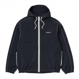 Blouson Carhartt WIP Kastor Jacket bleu marine