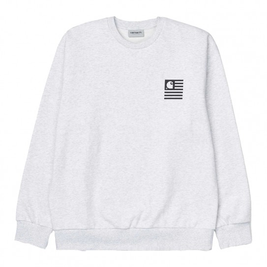 Sweat col rond Carhartt WIP State Chromo