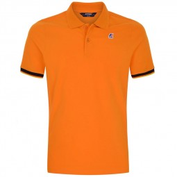 Polo KWAY Vincent orange