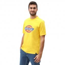 T shirt Dickies Horseshoe jaune
