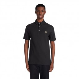 Polo Fred Perry M8543 noir