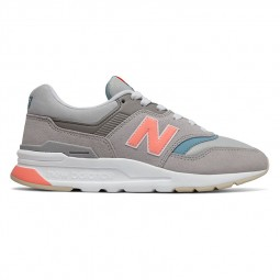 Chaussures New Balance 997H gris corail