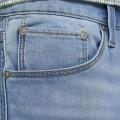 Short en jean Jack & Jones Rick Icon bleu clair