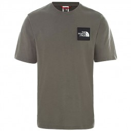 T-shirt The North Face MOS kaki