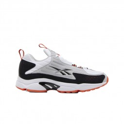 Chaussures Reebok DMX Series 2200 blanc, noir, orange