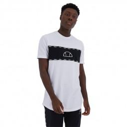T-Shirt Ellesse Sesia blanc