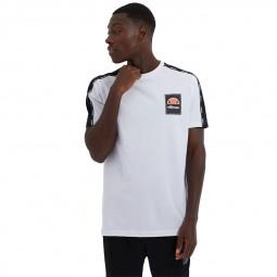 T-Shirt Ellesse Serchio blanc