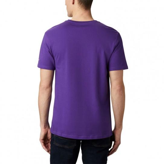 T-shirt col rond Columbia CSC Basic