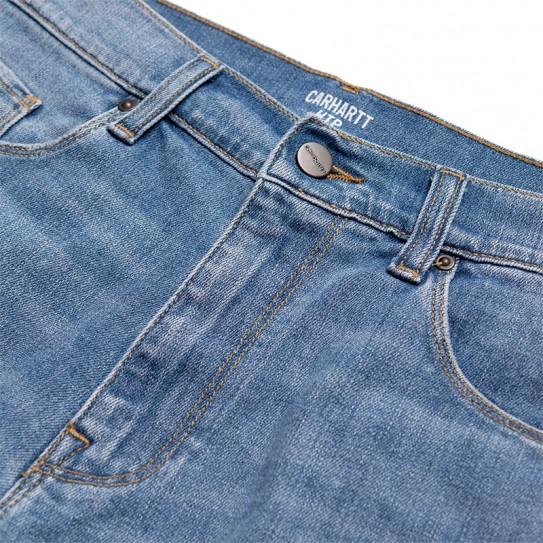 Bermuda en jeans Carhartt