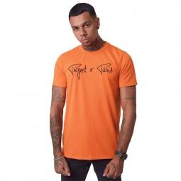 T-shirt Project X Paris orange