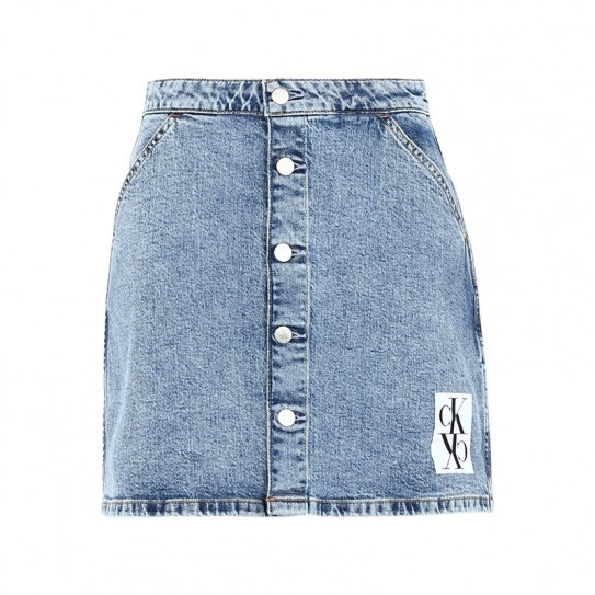 Jupe en jean Calvin Klein