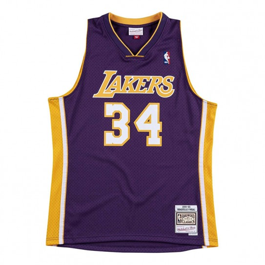 Los Angeles Lakers 1999-00 Shaquille O'Neal