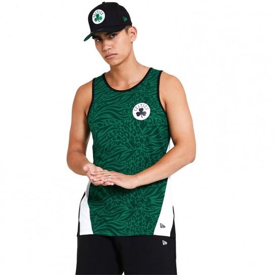 Débardeur New Era Boston Celtics