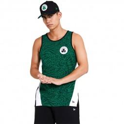 Débardeur New Era Boston Celtics vert