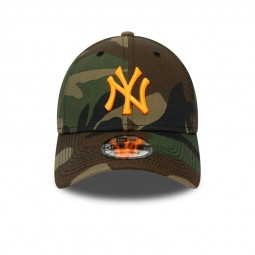 Casquette New Era 9Forty camouflage