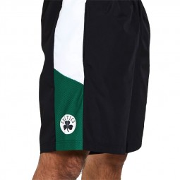 Short New Era Chicago Bulls noir vert