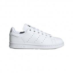 Adidas Stan Smith Junior blanches talon signé