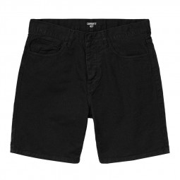 Short Carhartt WIP Newel Short noir