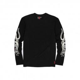T-shirt Element Snakes noir