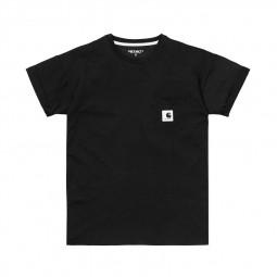 T-shirt Carhartt WIP Carrie Femme noir