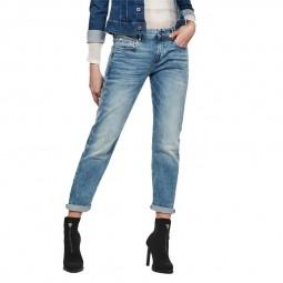 Jean femme G-Star Kate Boyfriend bleu délavé