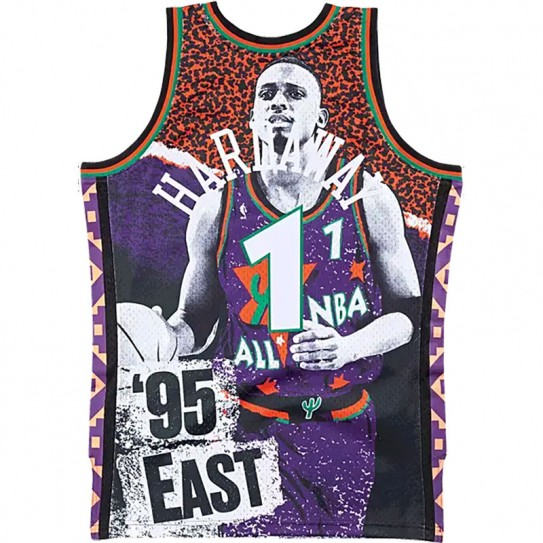 Penny Hardaway All Star East 1 AHA