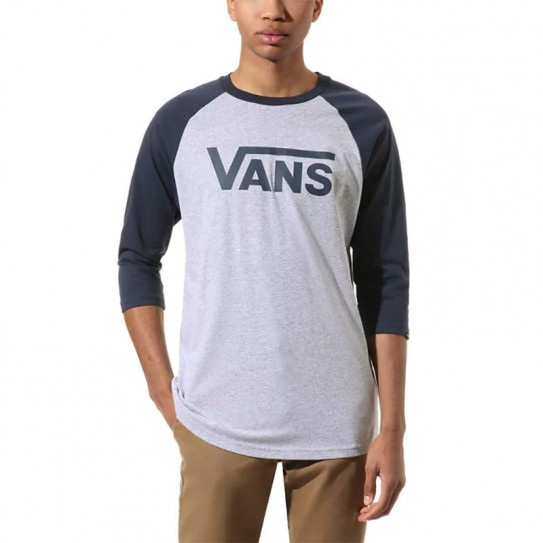 T-shirt manches raglan 3/4 Vans