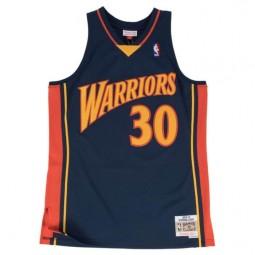 Golden State Warriors Stephen Curry 30 bleu marine