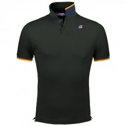 Polo KWAY Vincent noir