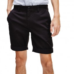 Short chino Tommy Jeans Scanton noir