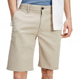 Short chino Tommy Jeans Scanton beige