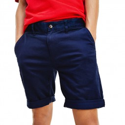 Short chino Tommy Jeans Scanton bleu marine