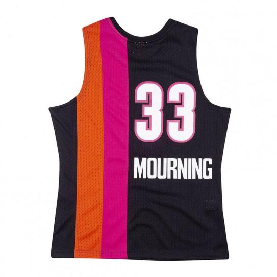 Miami Heat 2005-06 Alonzo Mourning 33