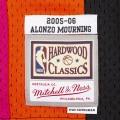 Miami Heat 2005-06 Alonzo Mourning 33 noir