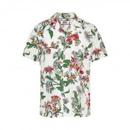 Chemisette Tommy Jeans All Over Print imprimé floral