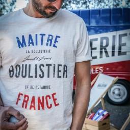 T-shirt Jack & Jones x La Boulisterie Maitre Boulistier