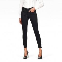 Jeans G-Star Arc 3D Skinny noir