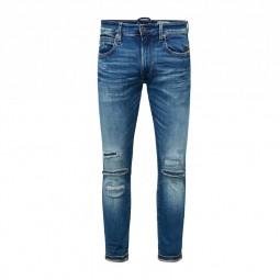 Jeans G-Star 4101 Slim bleu