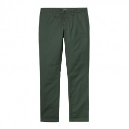 Pantalon Carhartt Sid Pant vert