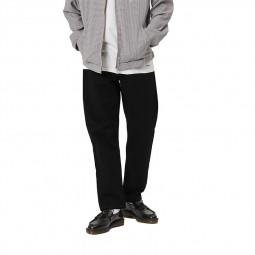 Pantalon Carhartt WIP Newel Pant noir