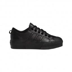 Chaussures Adidas Nizza Platform noir