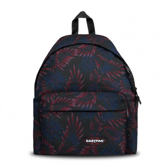 Sac à dos Eastpak Padded Flow Blushing feuilles tropical