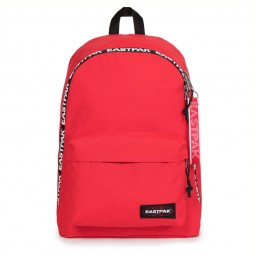 Sac à Dos Eastpak Out of Office Bold Taped rouge