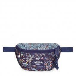 Banane Eastpak Springer Liberty Dark violet motifs fantaisie