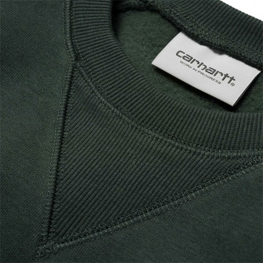 Sweat col rond Carhartt Chase
