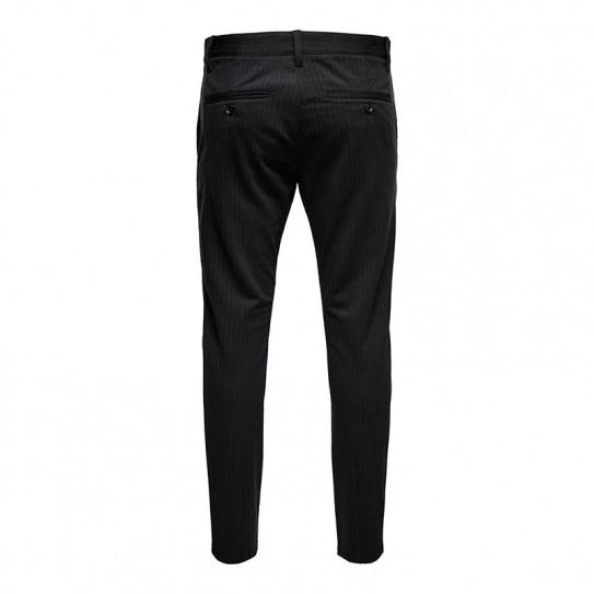 Pantalon Only & Sons rayé