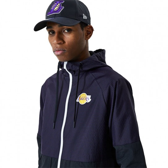 Coupe vent New Era Los Angeles Lakers